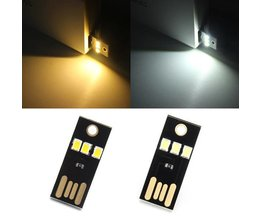 LED USB Camping Lamp In Two Colors