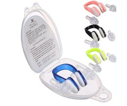 Nose Clip For Swimming Earplugs