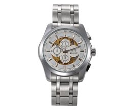 Watch With Folding Closure
