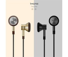 1More Headphones In Ear With Microphone