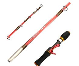 Grip Rod For Ice Fishing