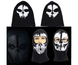Ghost Mask For Celebrations Like Halloween