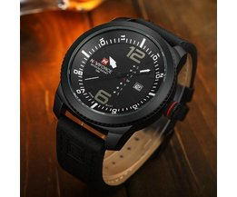 Naviforce 9063 Black Watch For Men