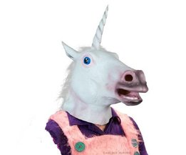 Buy Unicorn Mask From ECO-Friendly Latex?