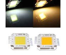 LED Lamp 28-34V 4000Lm 80W White / Warm White