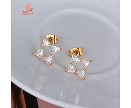 Kuniu Earrings Star