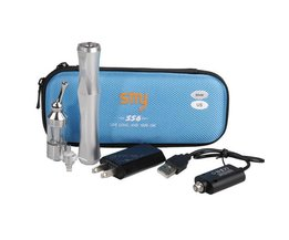 E Cigarette Set With Case And Adapter