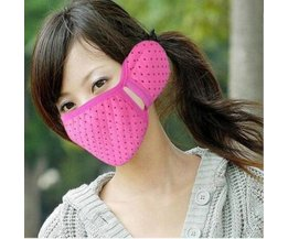 Earwarmer With Oral Warmer In 4 Colors