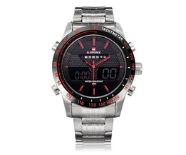 NF9024 Analog-Digital Watch