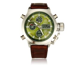 Amst 3003 Analog Watch