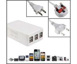 USB Hub With Plug