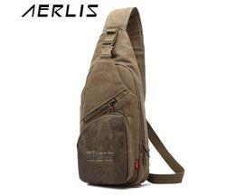 Sturdy Shoulder Bag For Men