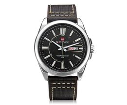 Naviforce 9046 Analog Watch