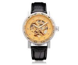 FOREWORD Flywheel Watch PU Leather