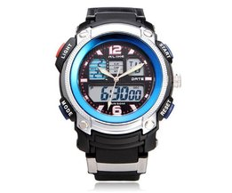 Watch With Alarm
