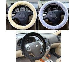 Pluche Steering Wheel Car With Diameter Of 38Cm