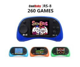 Coolboy Game Consoles With 260 Games