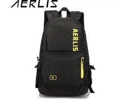 Black Backpacks With Colored Details