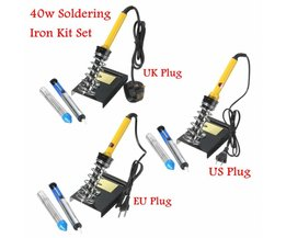 Soldering Stations With Soldering Iron 6 In 1