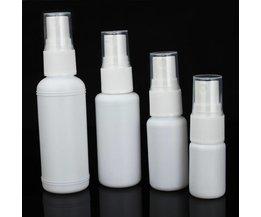 Empty Spray Bottle In Different Sizes