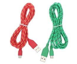 Micro USB Cable For Mobile Phones