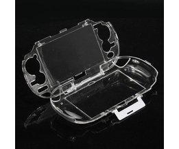 Clear Hard Case Cover For PSV1000