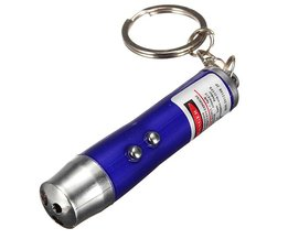 Mini Flashlight With 3 Functions