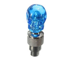 Bicycle Valve With LED Light