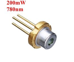 200 MW Infrared Laser Diode