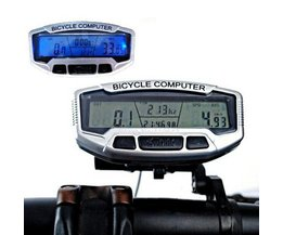 Digital Cycle Computer With LCD Display