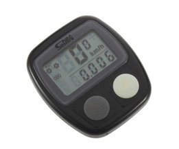 Stopwatch With Speedometer And Odometer