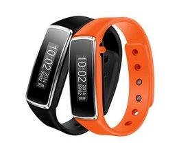 Bluetooth Bracelet Sport Pedometer