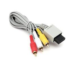 AV Cable For Nintendo Wii