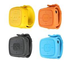 Mini USB MP3 Watch