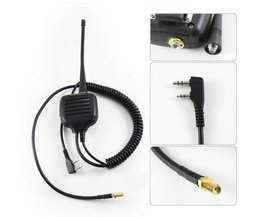 Shoulder Walkie Talkie For CB Ham Radio