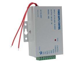 12V Power Supply Controller