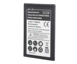 Replacement Battery For Samsung Galaxy Note 3, N9000, N9005, N900A, N900 And N9002