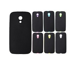 Silicone Case For Motorola G2