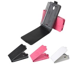 Leather Case For Nokia X2