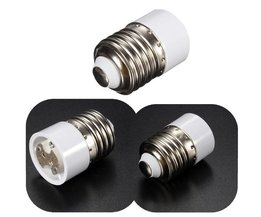 E27 Socket To Socket Converter For MR16 LED Lamps