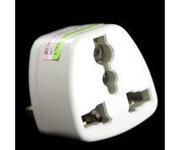 Universal Plug Adapter England