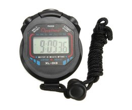 Waterproof Digital Stopwatch