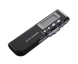 USB Digital Voice Recorder 8GB