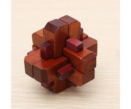 Wooden Puzzles Brain Teasers