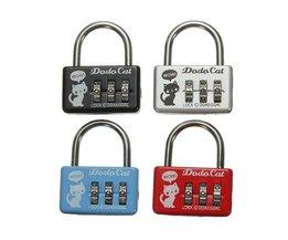 Combination Luggage Suitcase Combination Lock