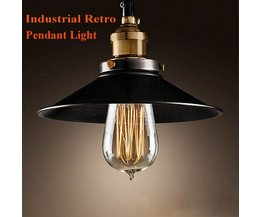 Retro American Lamp