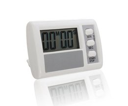 Digital Timer With LCD Display