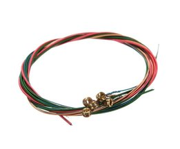 Colored Guitar Strings For Acoustic Guitar