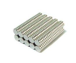 Round Magnet Neodymium (50 Pieces)