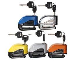 Wheel Lock For Motorcycle